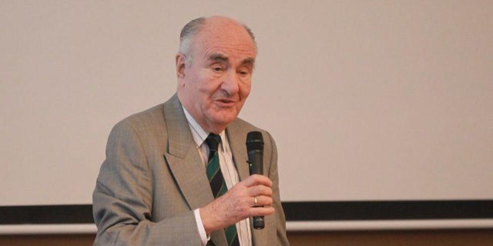 Ormai László 87 éves