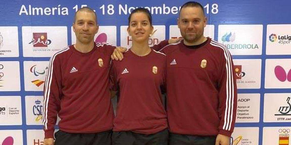 Berecki és Pálos arany-, Bicsák bronzérmes