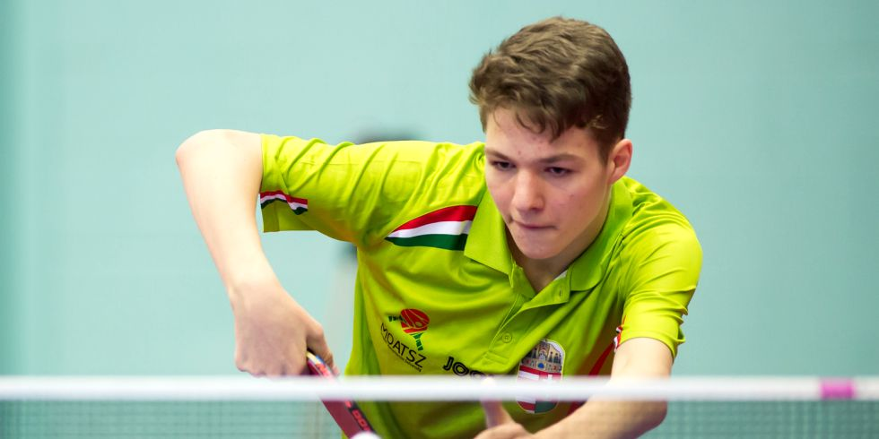 Az ITTF kiválasztotta András Csabát