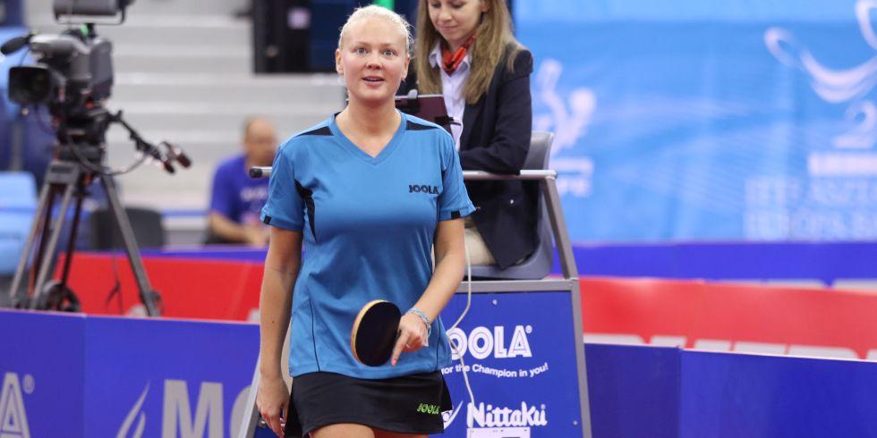 Póta nyolcaddöntős, Ovtcharov kiesett