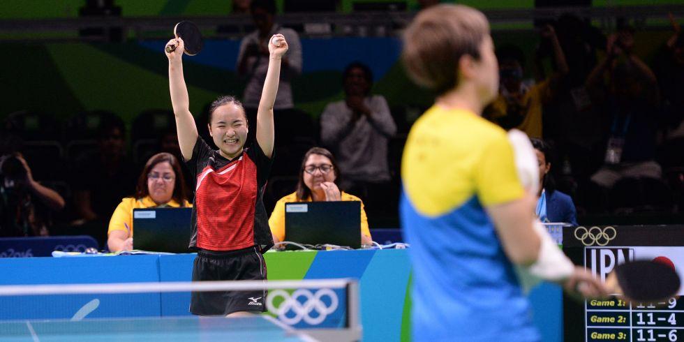 Rio 2016: itt a legfiatalabb olimpiai érmes pingpongos!