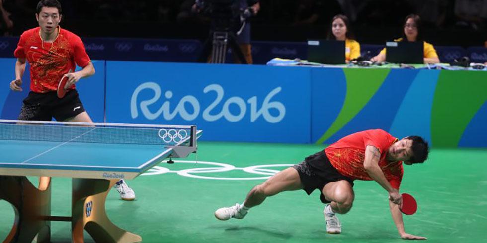 Rio 2016: Kína ismét bírta a nyomást