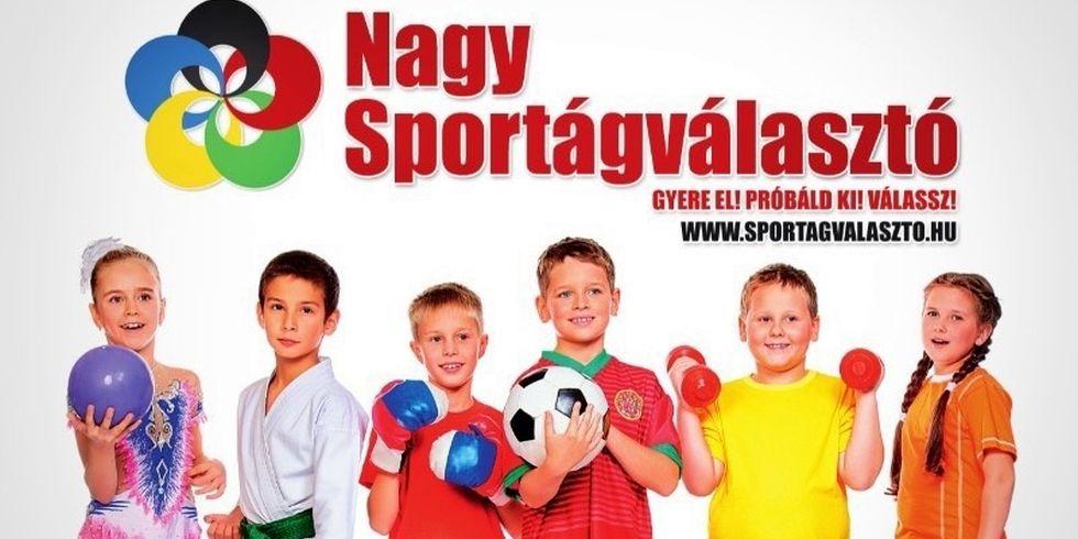 Jön az újabb Nagy Sportágválasztó